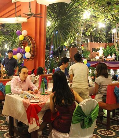 Golden Temple Retreat - Siem Reap Hotel Restaurant