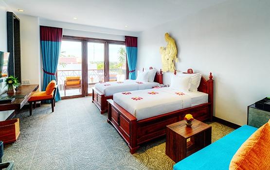 Golden Temple Retreat - Siem Reap Hotel Premier Room